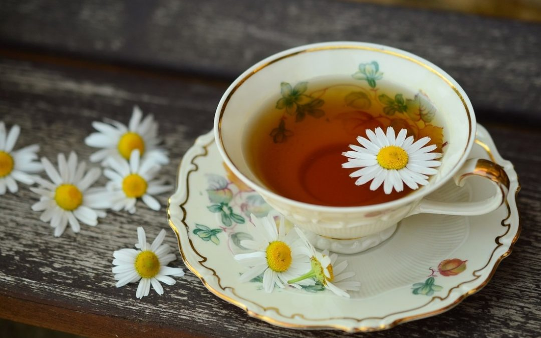 Herbal teas to beat colds and flu