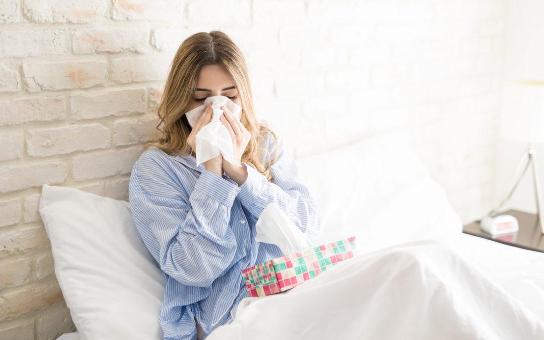 Immunity boosting in the cold & flu season