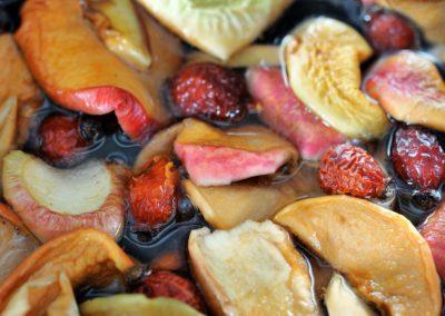 Stewed Fruit 2 Ways